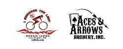 Aces & arrows logo