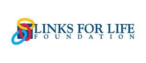 Links for life logo