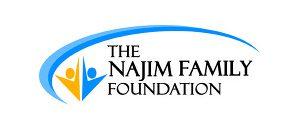 Najim family foundation logo