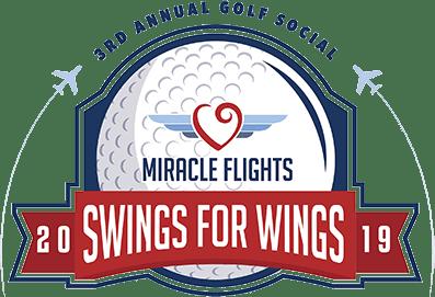 Swings for wings logo