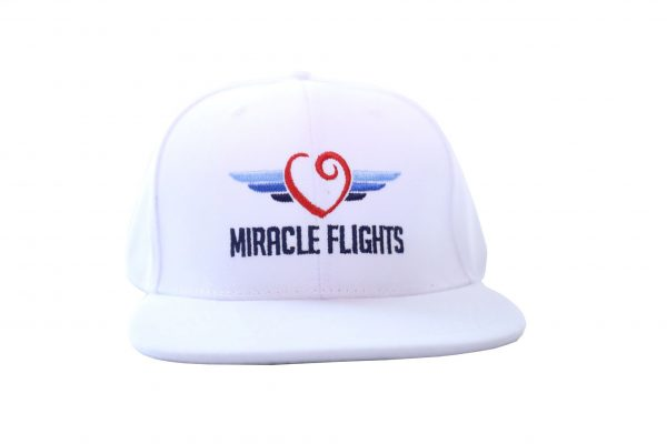 Miracle flight hat front image