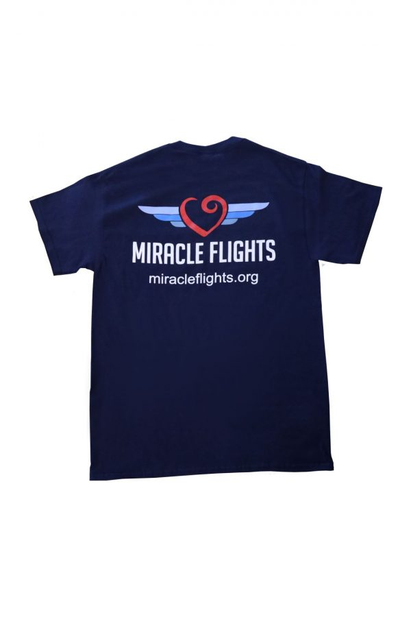 Miracle flights shirt
