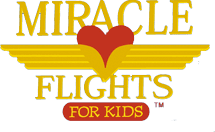 Miracle flights for kids logo