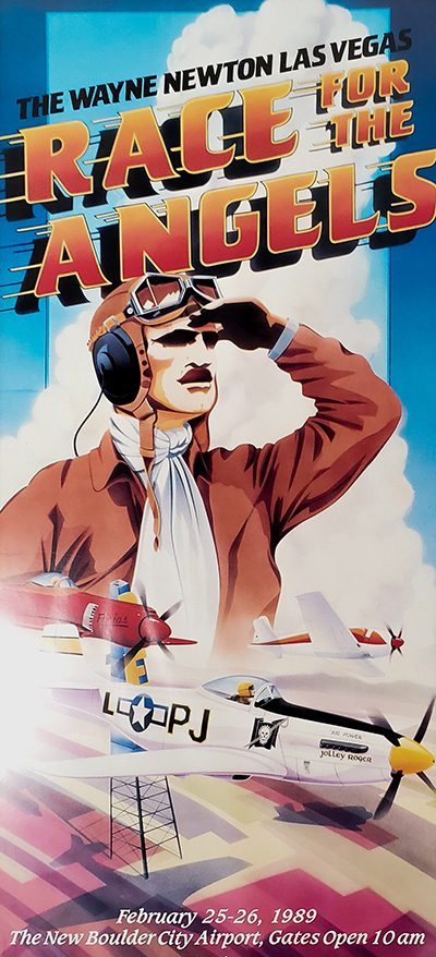 Wayne newton airshow image