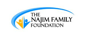 logo of najim family foundation