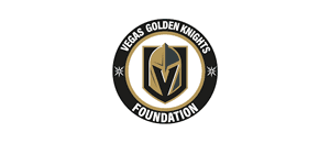logo of vegas golden knights foundtaion